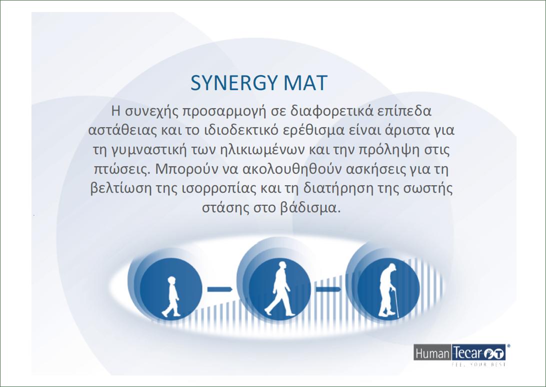 synergy mat συνεργεια Θεσσαλονικη